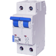 Выключатель автоматический ВА25-29 B1+N-0,5 УХЛ3, фото 1