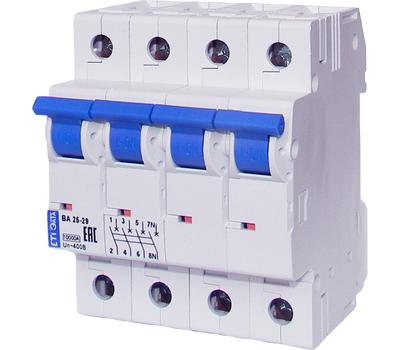 Выключатель автоматический ВА25-29 B3+N-6 УХЛ3, фото 1